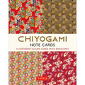 Chiyogami Japanese, 16 Note Cards