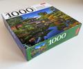 Tranquil Zen Garden in Kyoto Japan- 1000 Piece Jigsaw Puzzle