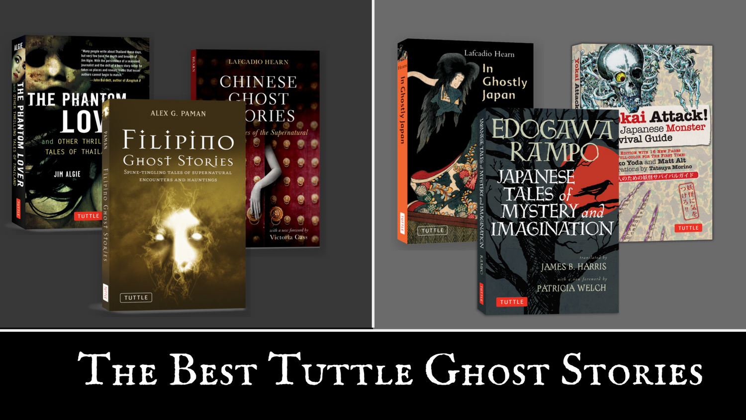The Best Tuttle Ghost Stories