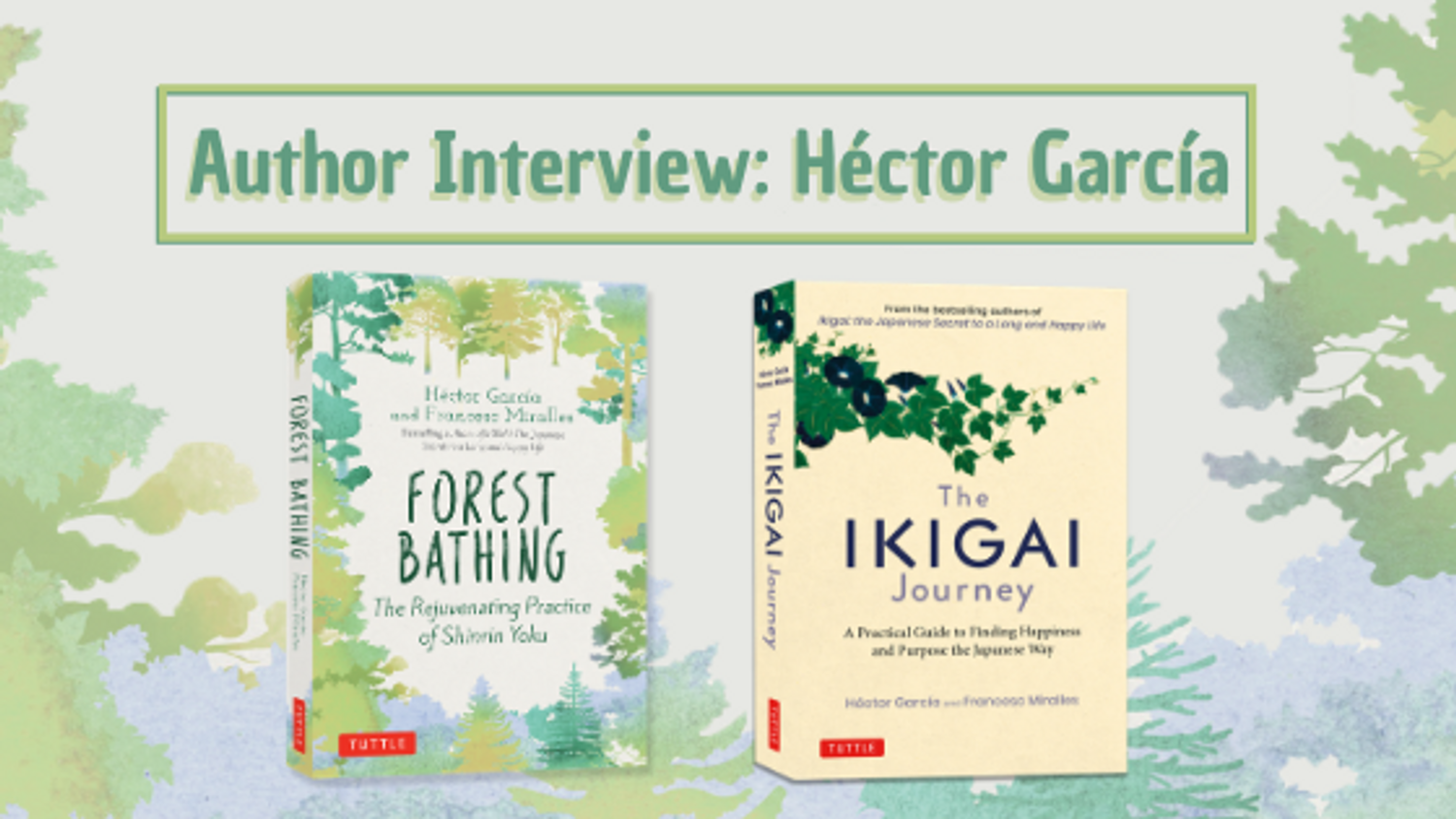 Author Interview: Héctor García