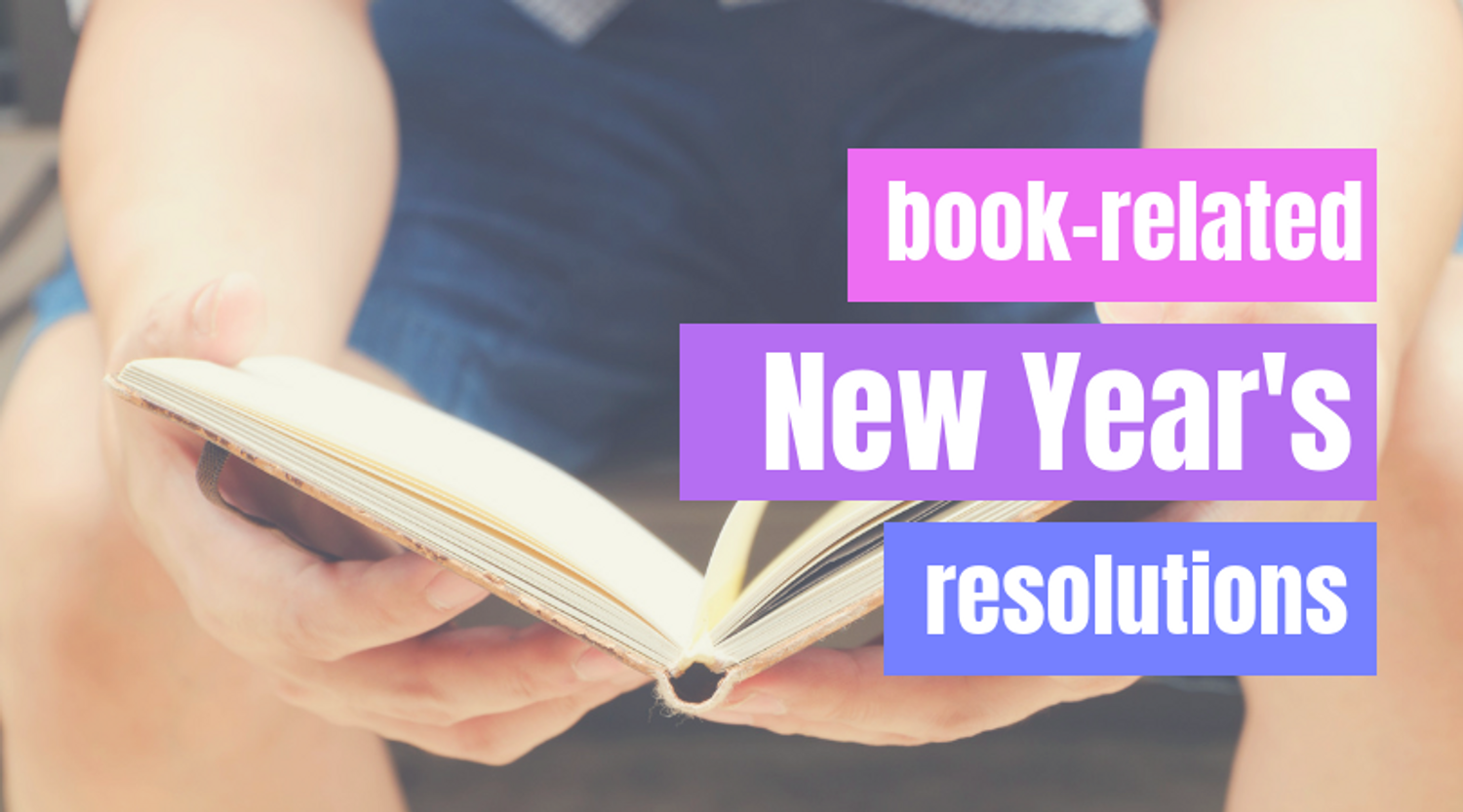 New Year's Book Resolutions
