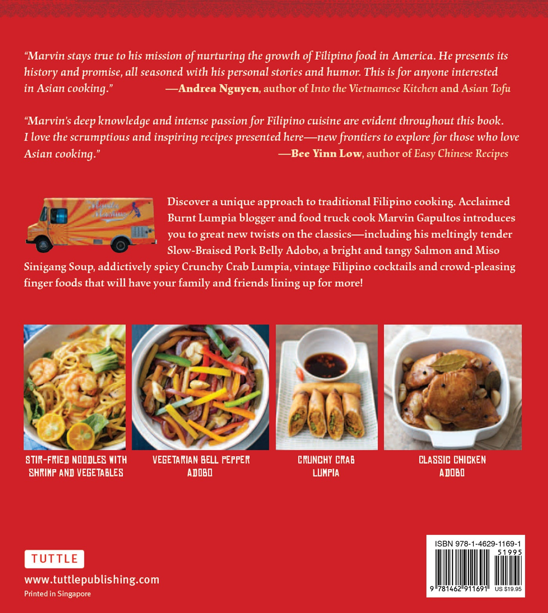 The Adobo Road Cookbook Tuttle Publishing