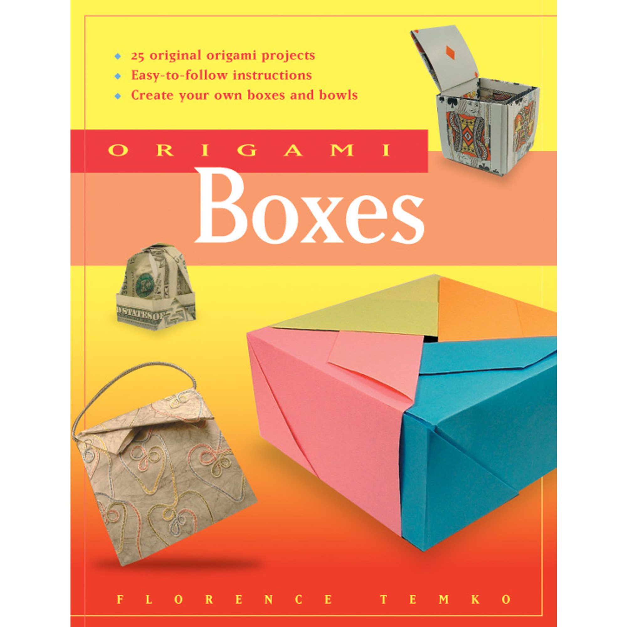 Origami box – 16 Points Star Vase - Star candy box | Geometric ... | 2000x2000