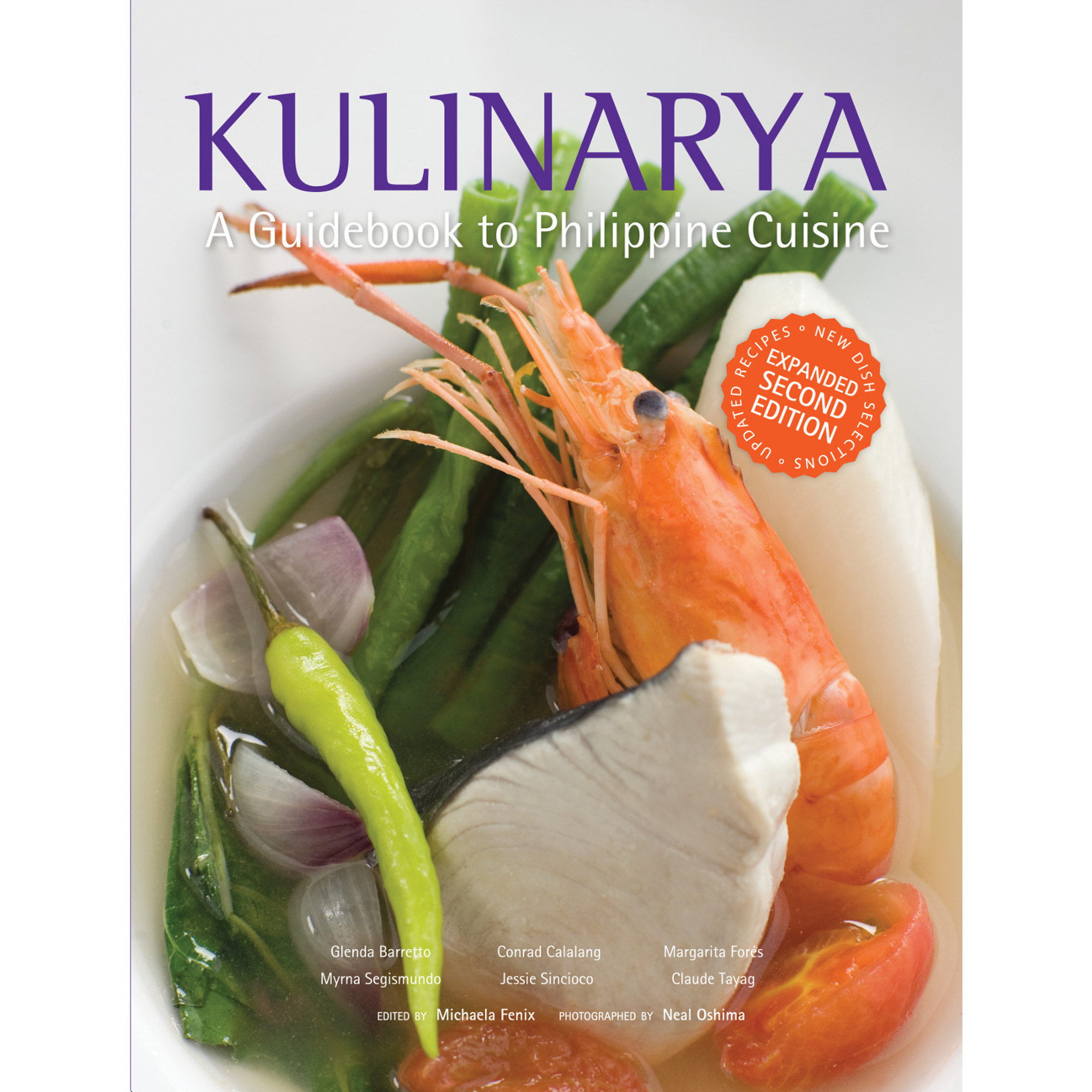 kulinarya a guidebook to philippine cuisine