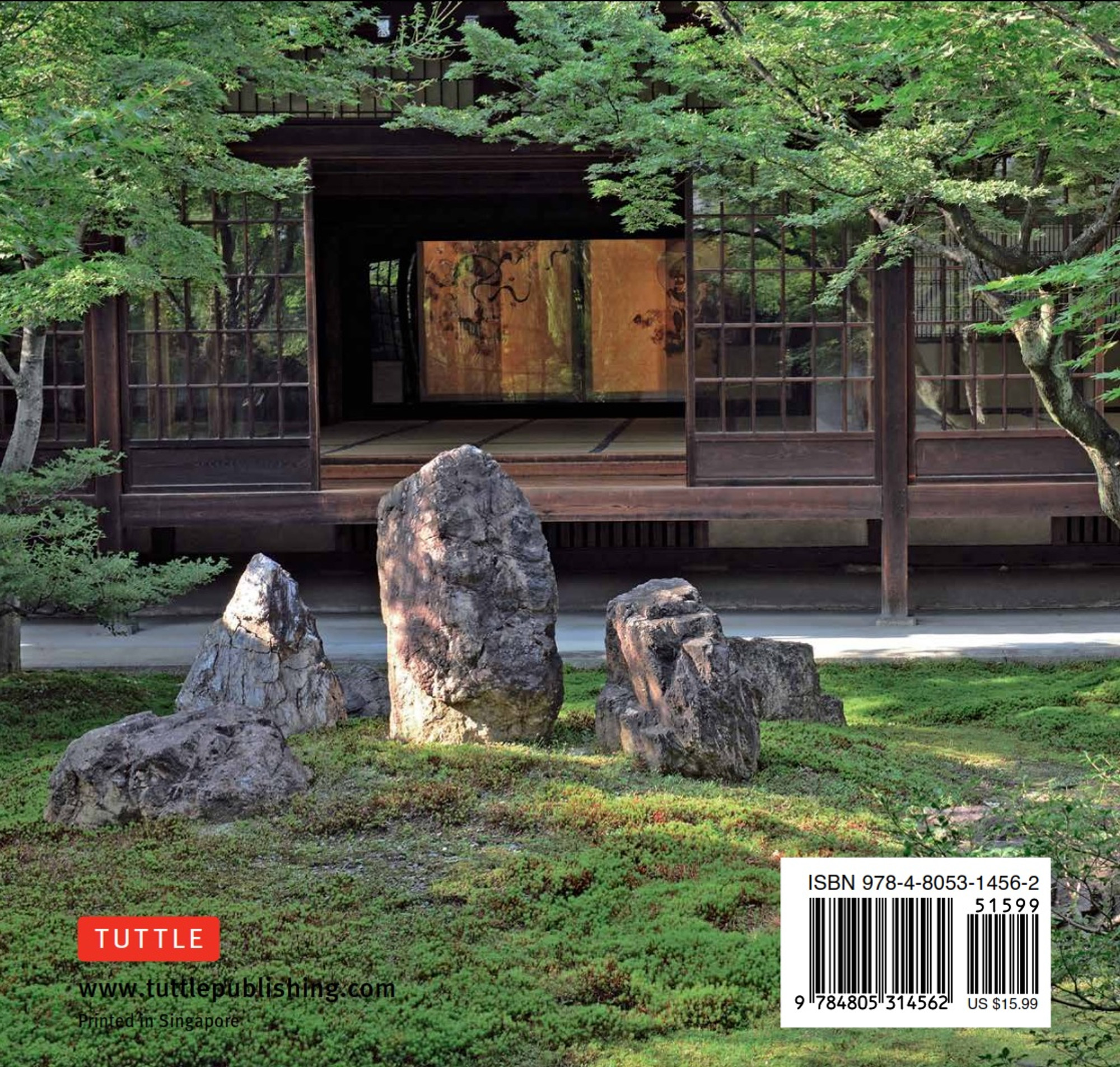 100 Japanese Gardens Tuttle Publishing
