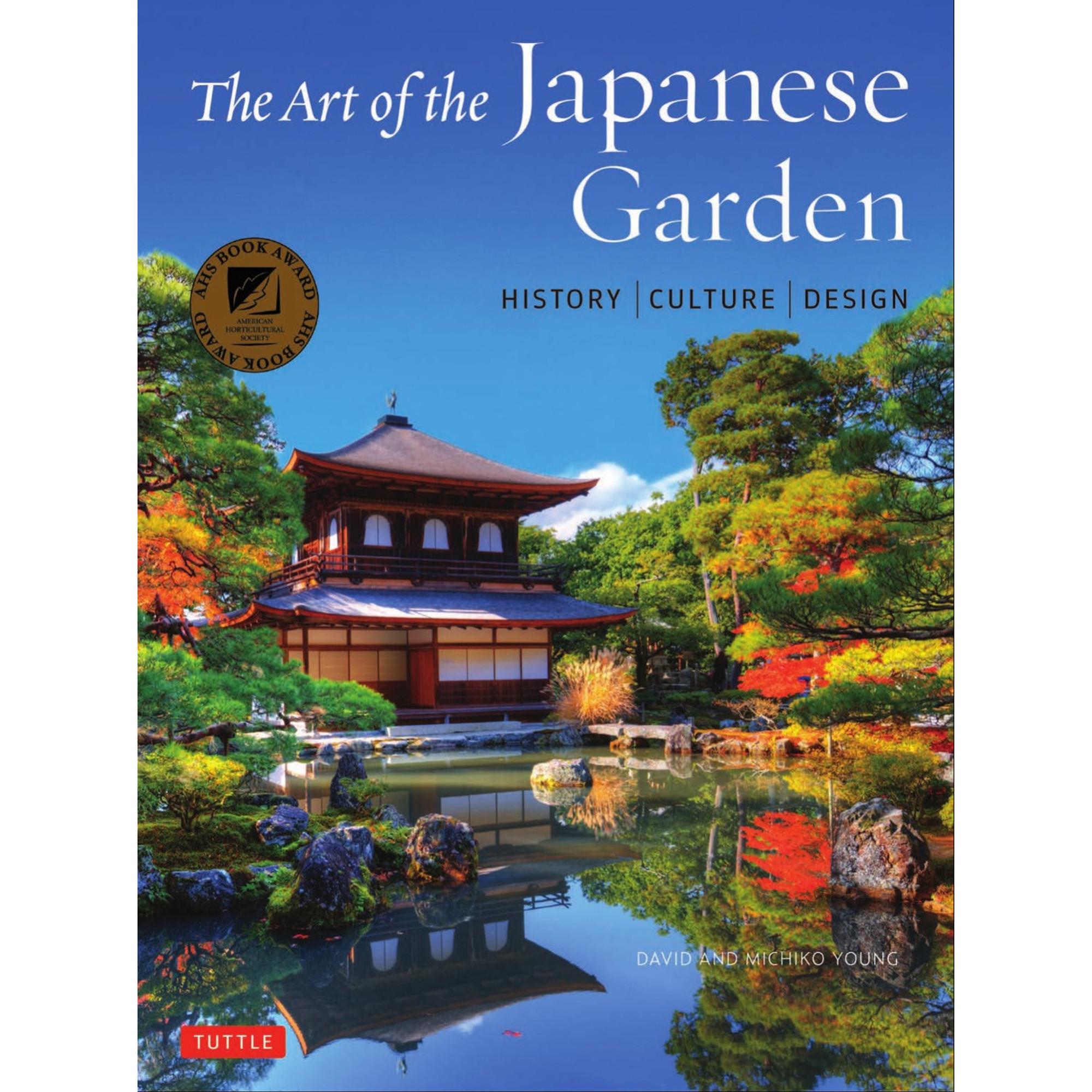 The Art Of The Japanese Garden Tuttle Publishing