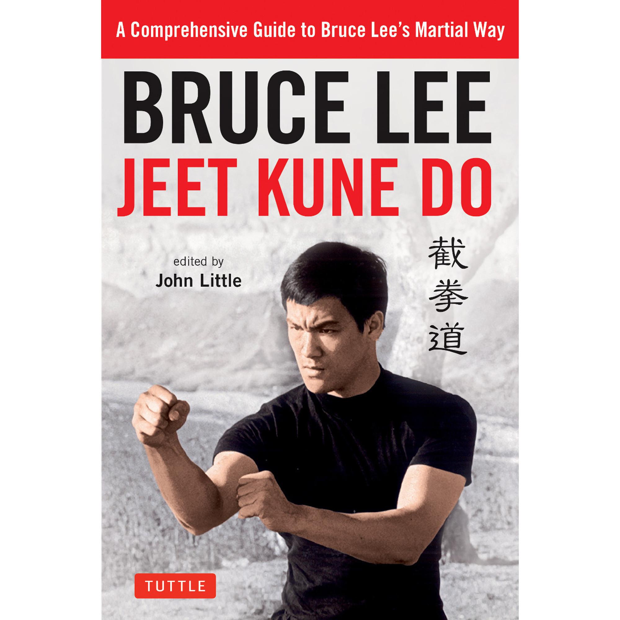 Bruce Lee Jeet Kune Do Tuttle Publishing