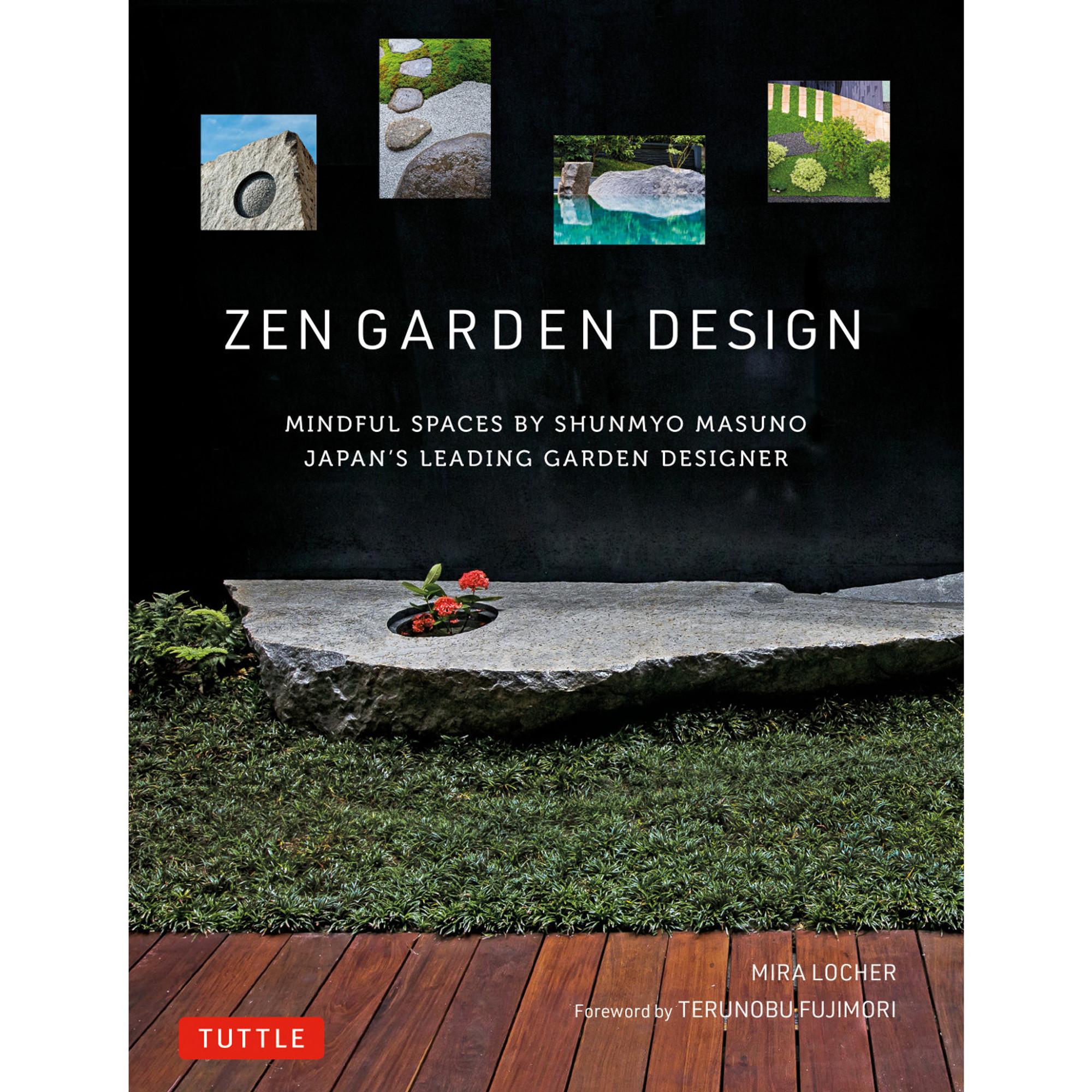 Zen Garden Design Tuttle Publishing