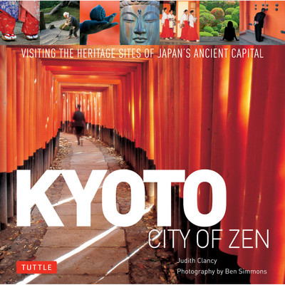 Kyoto City of Zen (9784805309780)