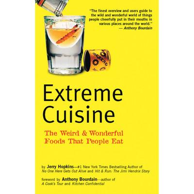 Extreme Cuisine (9780794602550)
