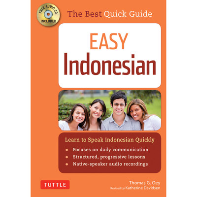 Easy Indonesian(9780804843133)