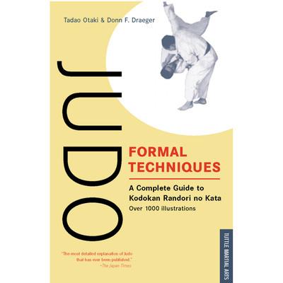 Judo Formal Techniques (9780804816762)