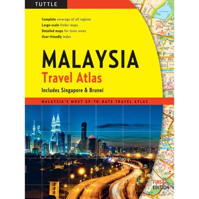 Malaysia Travel Atlas