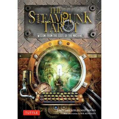 The Steampunk Tarot(9780804843522)