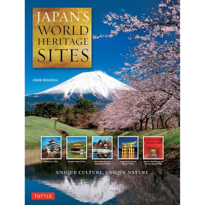 Japan's World Heritage Sites (9784805312858)