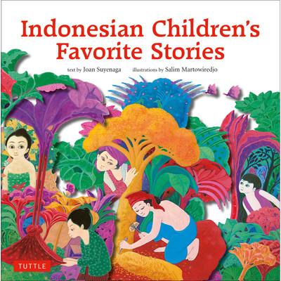 Indonesian Children's Favorite Stories(9780804845113)