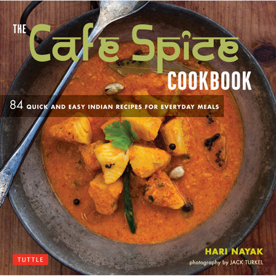 The Cafe Spice Cookbook(9780804844307)