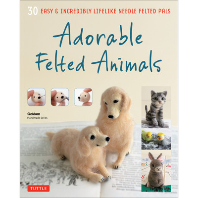 Adorable Felted Animals