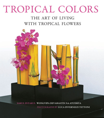 Tropical Colors (Paperback with Flaps) (9780804845922)