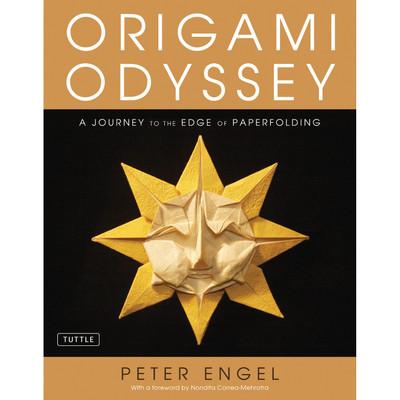 Origami Odyssey(9780804846608)