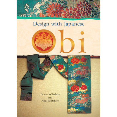 Design with Japanese Obi (9780804847575)