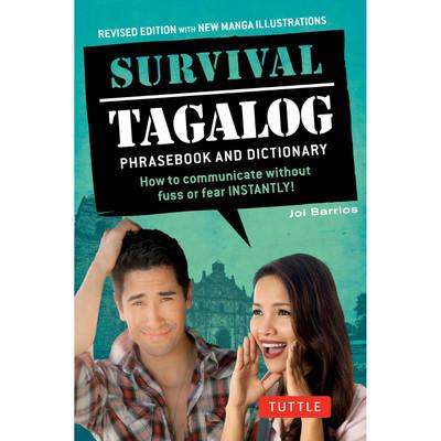 Survival Tagalog Phrasebook & Dictionary