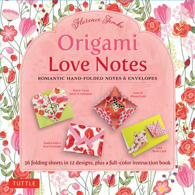 Origami Love Notes Kit