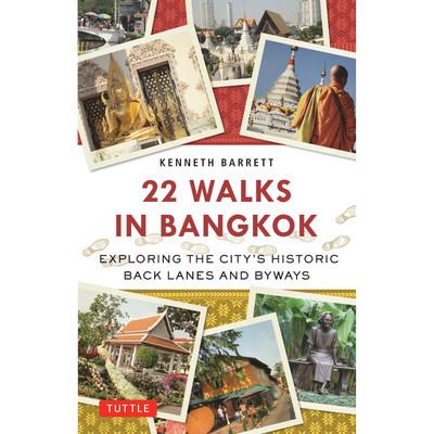 22 Walks in Bangkok (9780804849159)