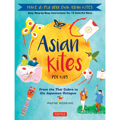 Asian Kites for Kids