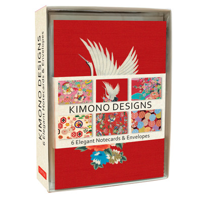 Kimono Note Cards