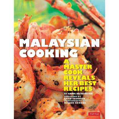 Malaysian Cooking (9780804850612)