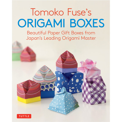 Tomoko Fuse's Origami Boxes(9780804850063)