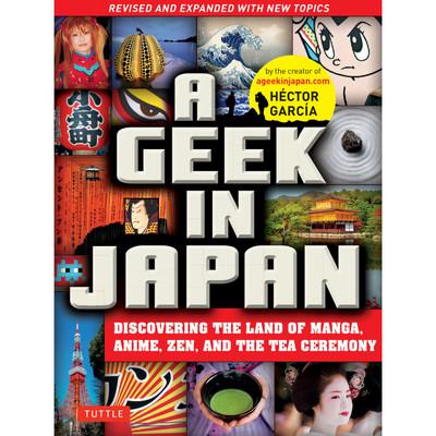 A Geek in Japan (9784805313916)