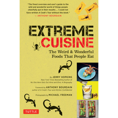 Extreme Cuisine (9780804851886)