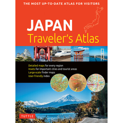 Japan Traveler's Atlas