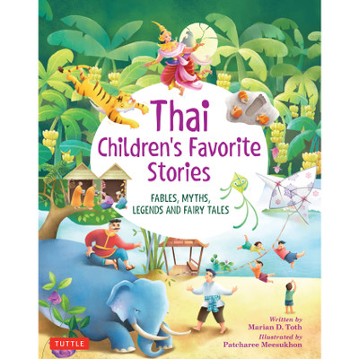 Thai Children's Favorite Stories
