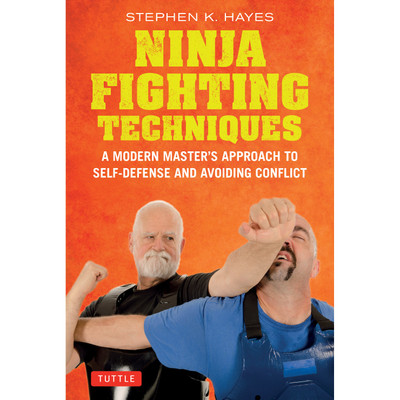 Ninja Fighting Techniques