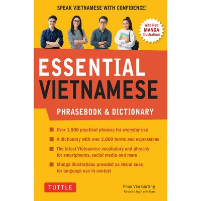 Essential Vietnamese Phrasebook & Dictionary