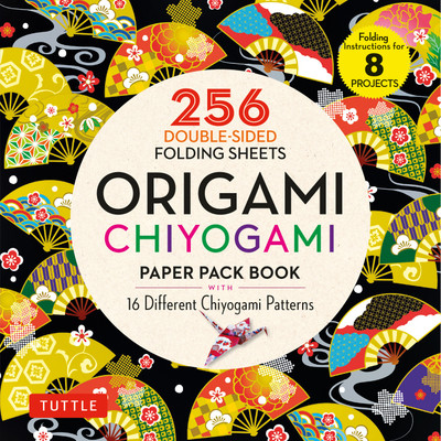 Origami Chiyogami Paper Pack Book