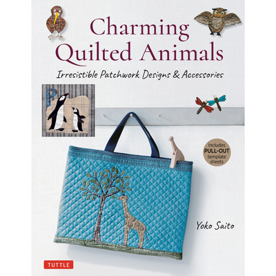 Charming Quilted Animals