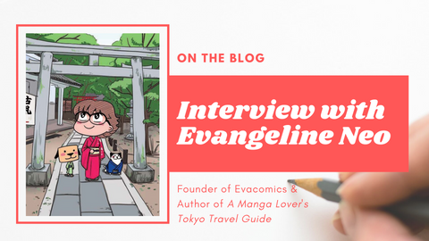 An Interview with Author Evangeline Neo