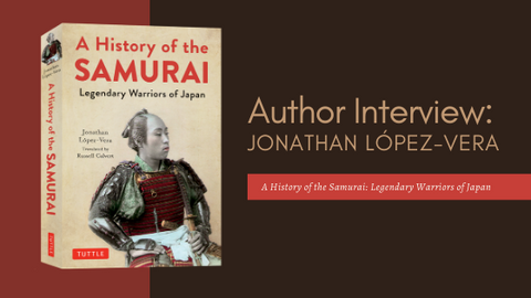 Author Interview: A History of the Samurai