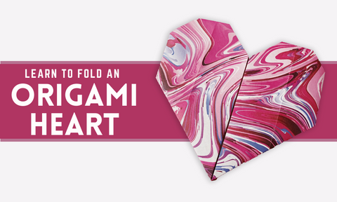 Learn to Fold: Origami Heart