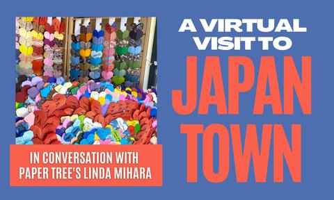 Virtual Visit: Japantown's Paper Tree