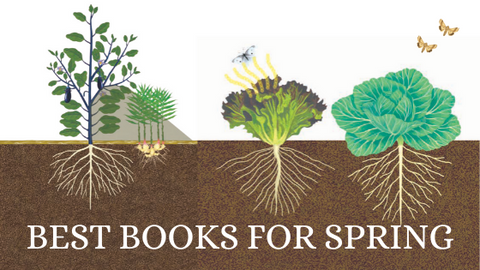 The Best Books for Spring