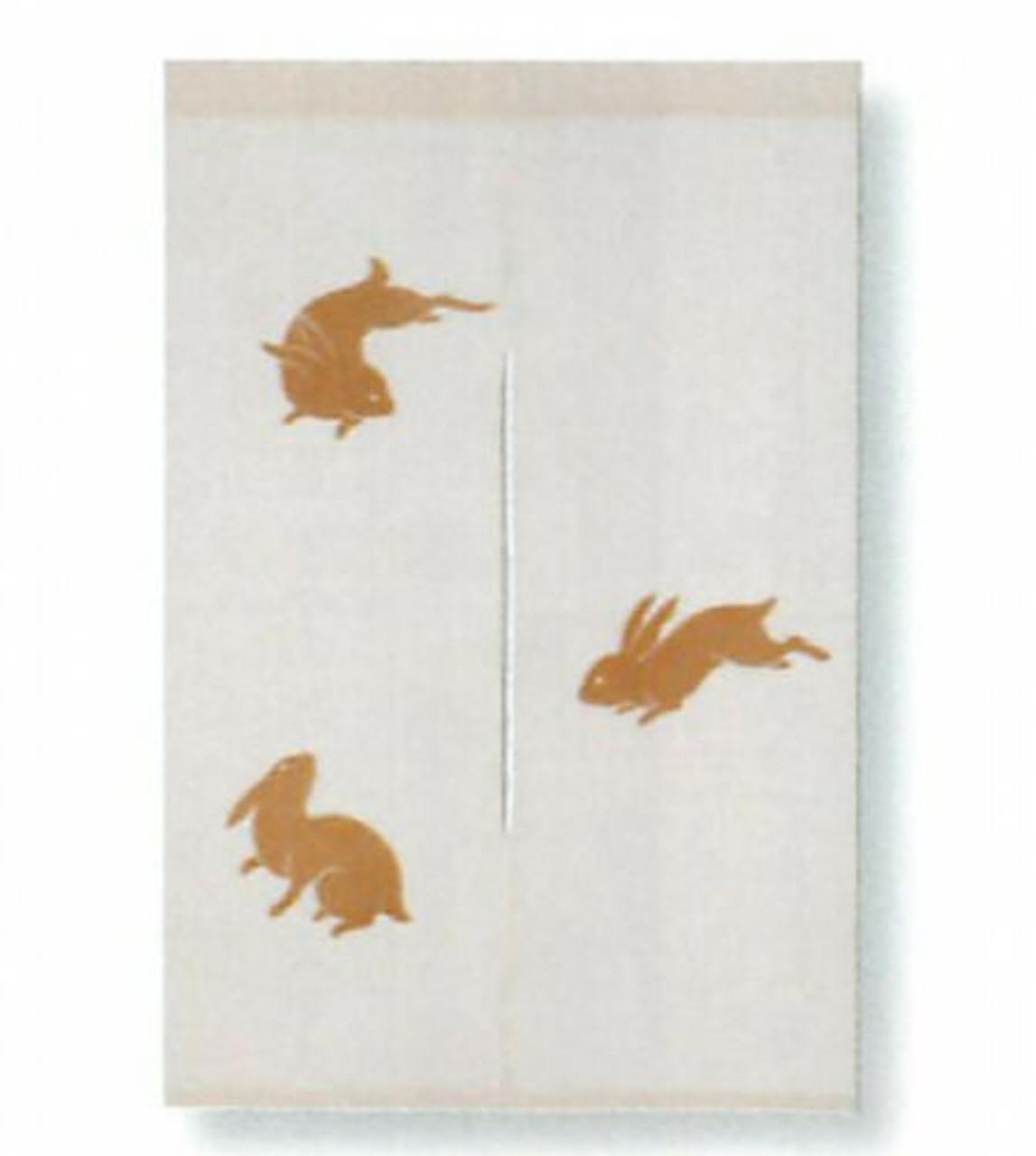 JAPANESE Noren Curtain NEW 85x150cm cotton BIRD MADE IN JAPAN