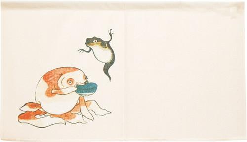 NEW Kingyo Gold Fish Noren Japanese Door Curtain Room Doorway Divider 85 x 150cm