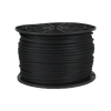3/16″ Dacron Polyester Rope Black