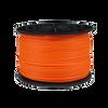 1/8″ Dacron Polyester Rope Neon Orange