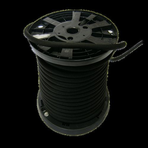 """3/8"""" Bungee Shock Cord Polypropylene Black"""